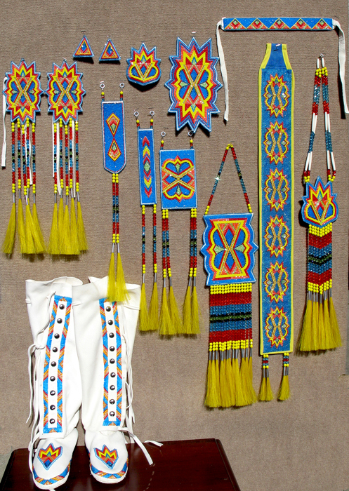 Southern Cloth Beadwork