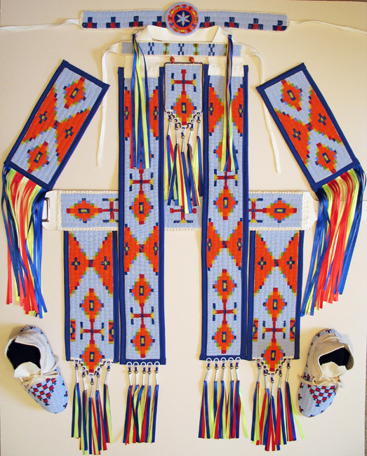 Boys's Grass Dance Set
