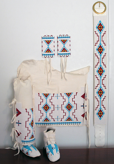 Women's Beadwork Set