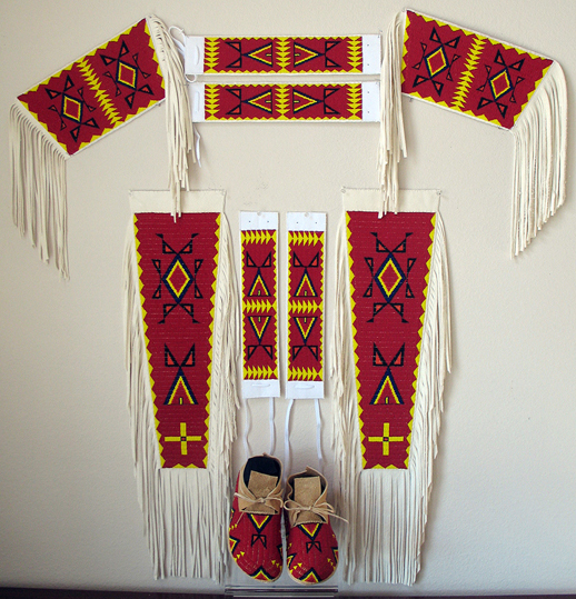 Men's Northern Traditional Dance Set