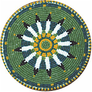 Kq Designs Native American Beadwork Powwow Regalia And