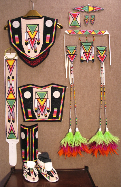 Native American Fancy Shawl Dresses http://kqdesigns.com/tkfancyshawlset.htm